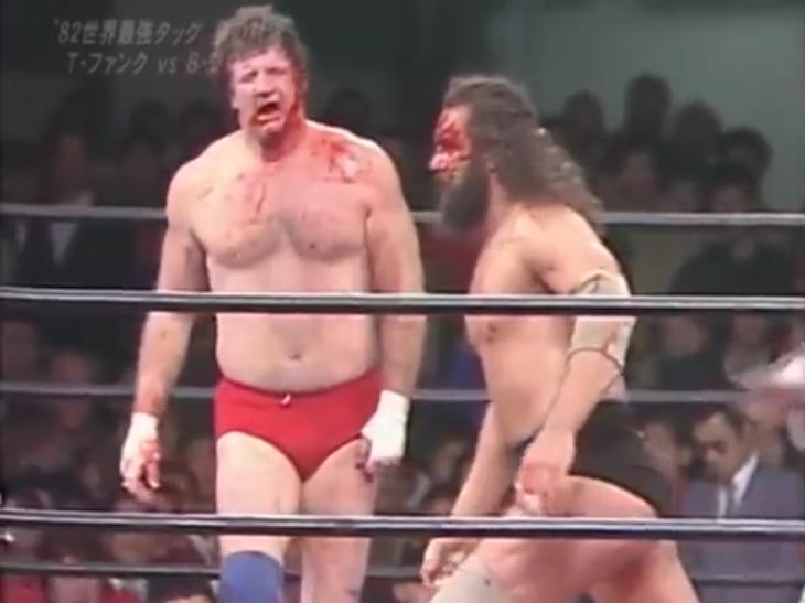 The Wrestling Classic #5: The Funks vs. Stan Hansen & Bruiser Brody (RWTL 82)
