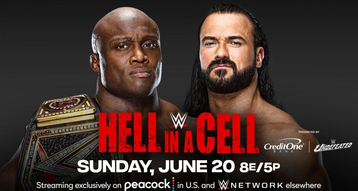 WWE Hell in a Cell 2021 (June 20) Preview
