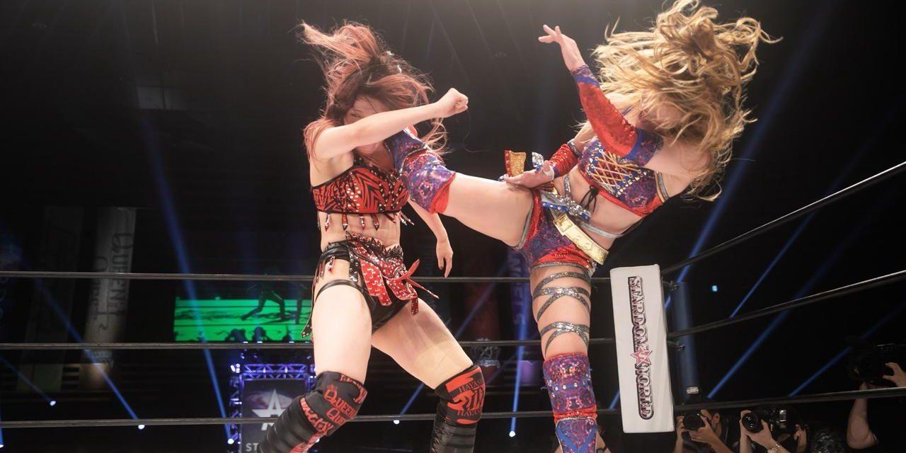 Utami Hayashishita vs. Syuri: The Catapult Into SuperStardom