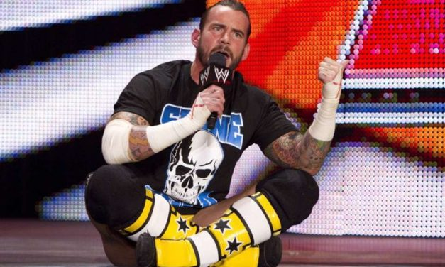 The CM Punk You Loved is Gone