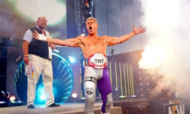 How Cody Rhodes Successfully Established the TNT Championship