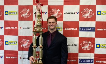 AJPW Jr. Battle of Glory 2021 Night 2 (June 4) Results & Review