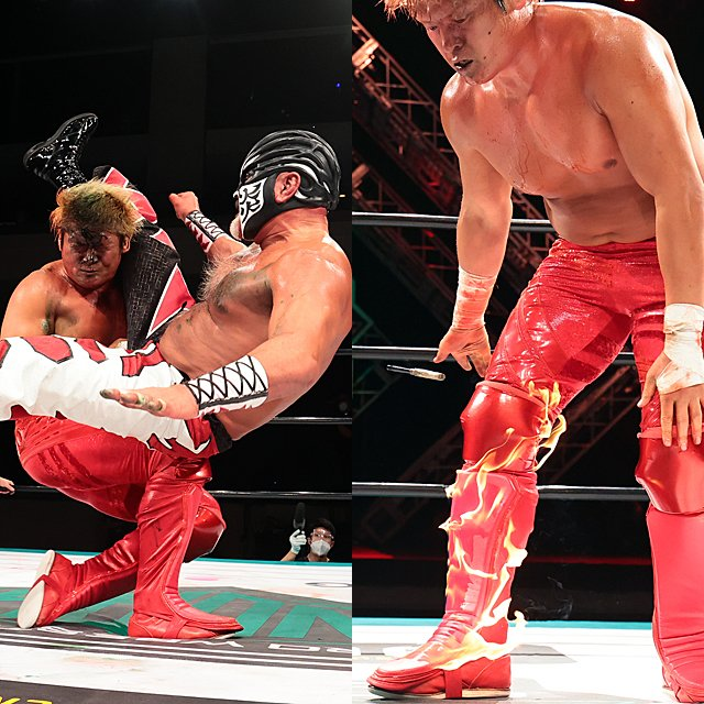 Pro Wrestling NOAH Muta The World (June 27) Results and Review