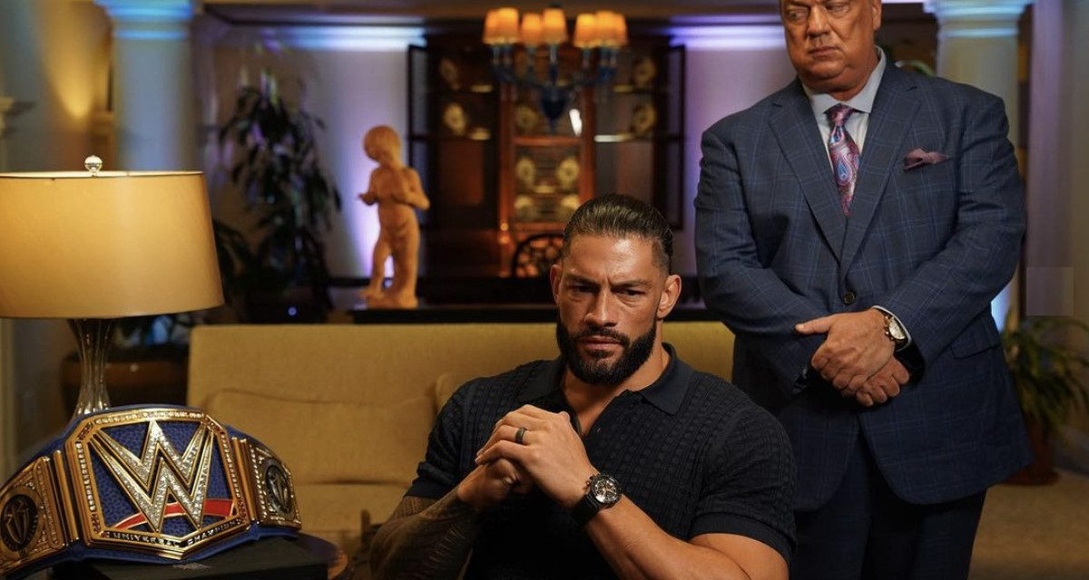 Statistical Evidence That Roman Reigns' Head of the Table Storyline Is Objectively Bad ($)