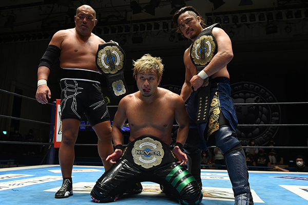 NJPW Road to Dominion 2021 Night 2 (June 2) Results & Review
