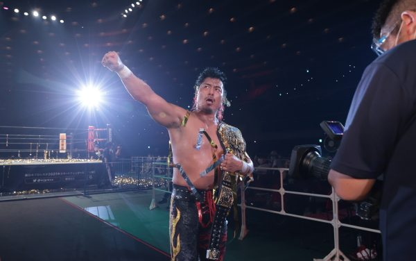 NJPW Dominion 6.6 In Osaka-Jo Hall (June 7) Results and Review