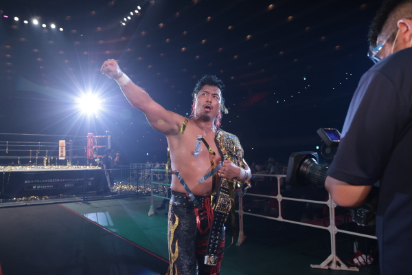 NJPW News & Notes (August 18): G1 Climax Notes, COVID-19 Updates, & More ($)