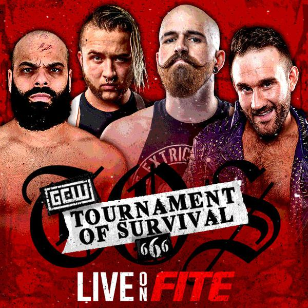 GCW Tournament of Survival 666 (June 5) Results & Review