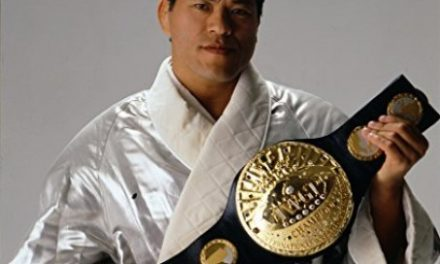 The History of IWGP Heavyweight Title Vacancies