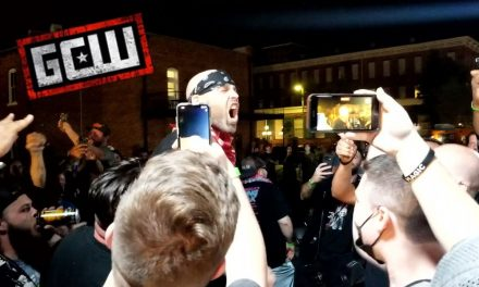 For Whom The Bell Tolls: The Entrance of Nick Gage