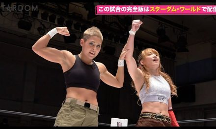 Giulia and Syuri Are Exactly What Stardom's Tag Division Needed