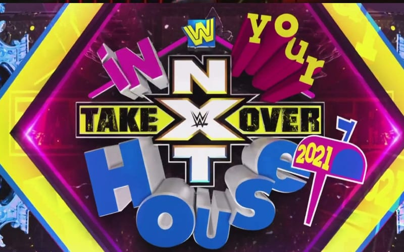 NXT TakeOver In Your House 2021 (June 13) Results & Review