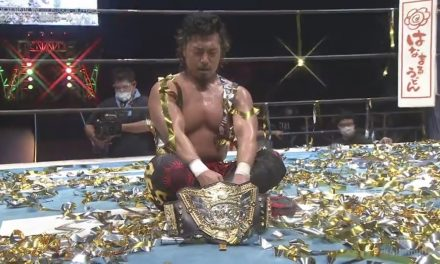 The Shocking Success of Shingo Takagi in New Japan Pro Wrestling