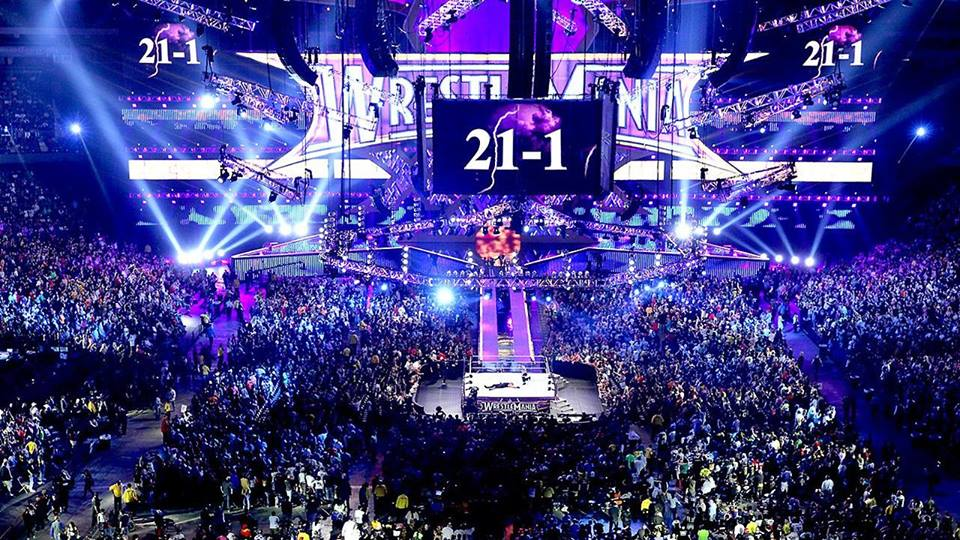 Burying the Streak: Being There Live for the Death of The Undertaker's Streak