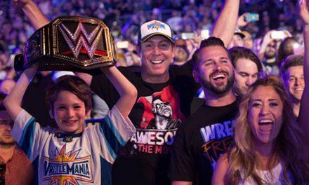 WWE's Return to Live Touring