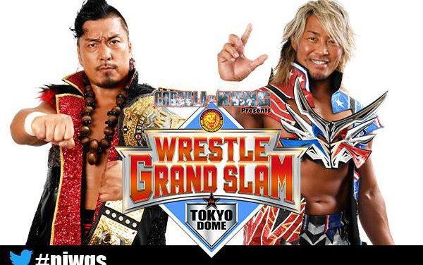 NJPW Wrestle Grand Slam in Tokyo Dome (July 25) Preview, Statistics & Research