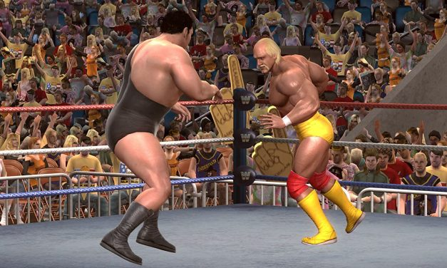 VOW10: My Ten Years of Wrestling, with WWF Legends of WrestleMania on the PS3