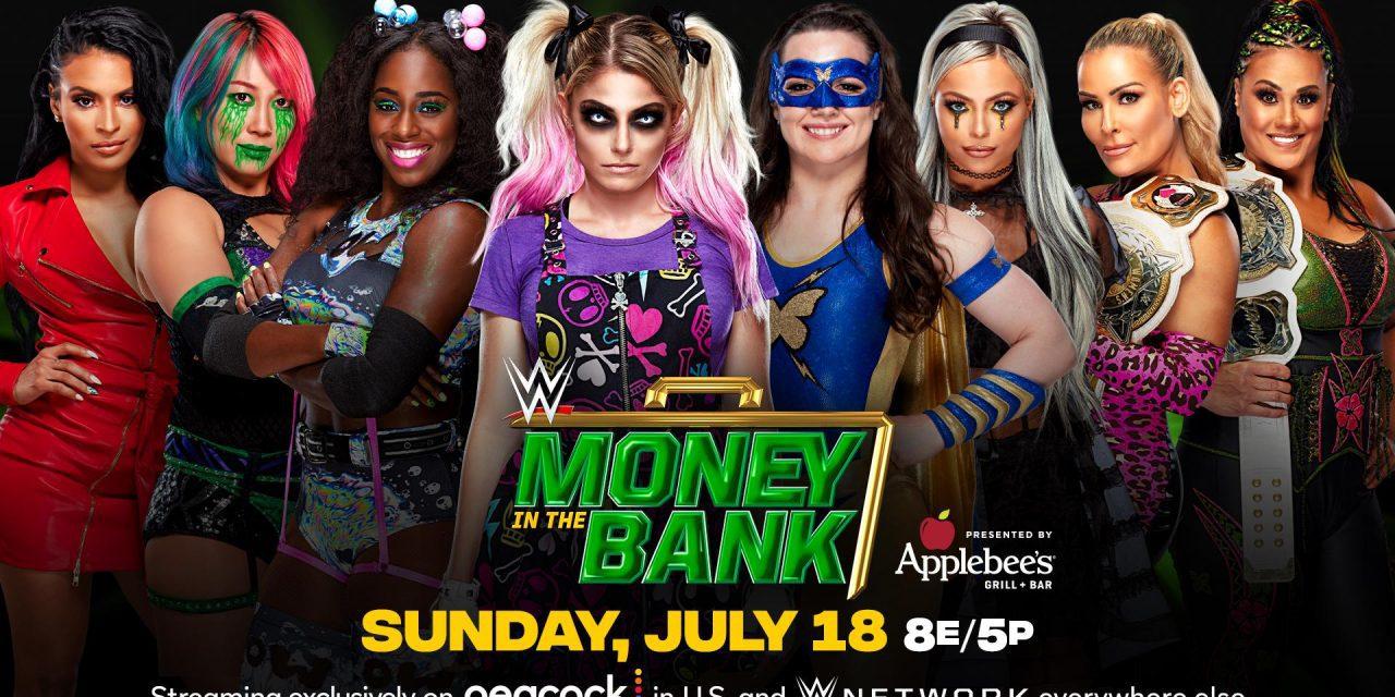 The Overrun (July 16): Money in the Bank, Slammiversary, NJPW, Dragongate & more!