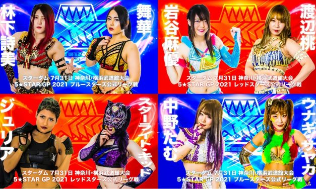 Stardom 5 STAR Grand Prix Opening Round Day 1 (July 31) Preview & Predictions