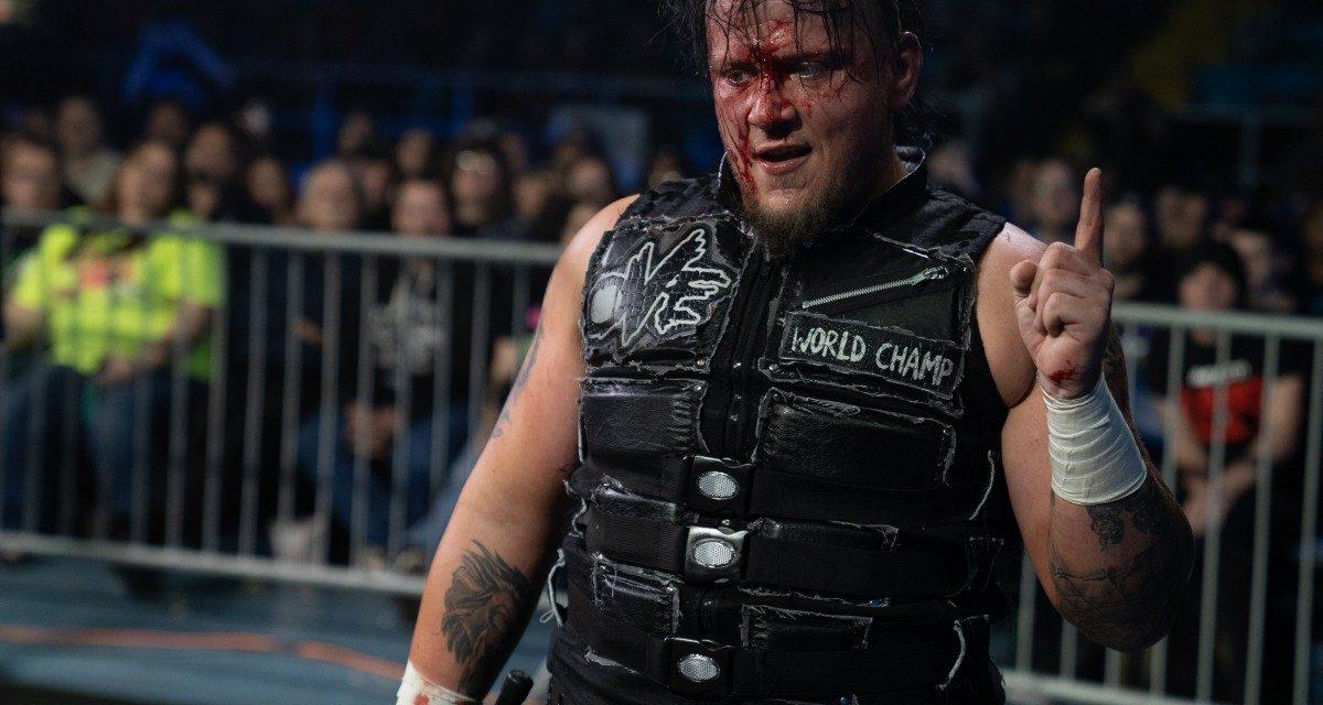 The Face of Impact Wrestling… Sami Callihan?!