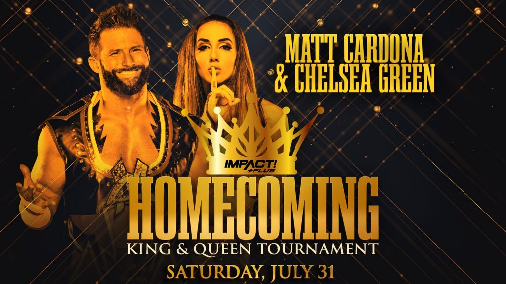 Impact Wrestling Homecoming 2021 (July 31) Preview