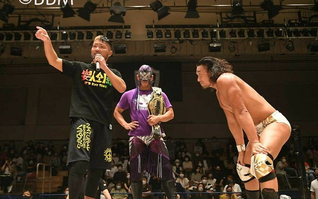 Dragongate Hopeful Gate (July 9) Results & Review
