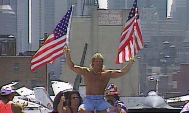 VOW Retro: Stars & Stripes Challenge (1993)