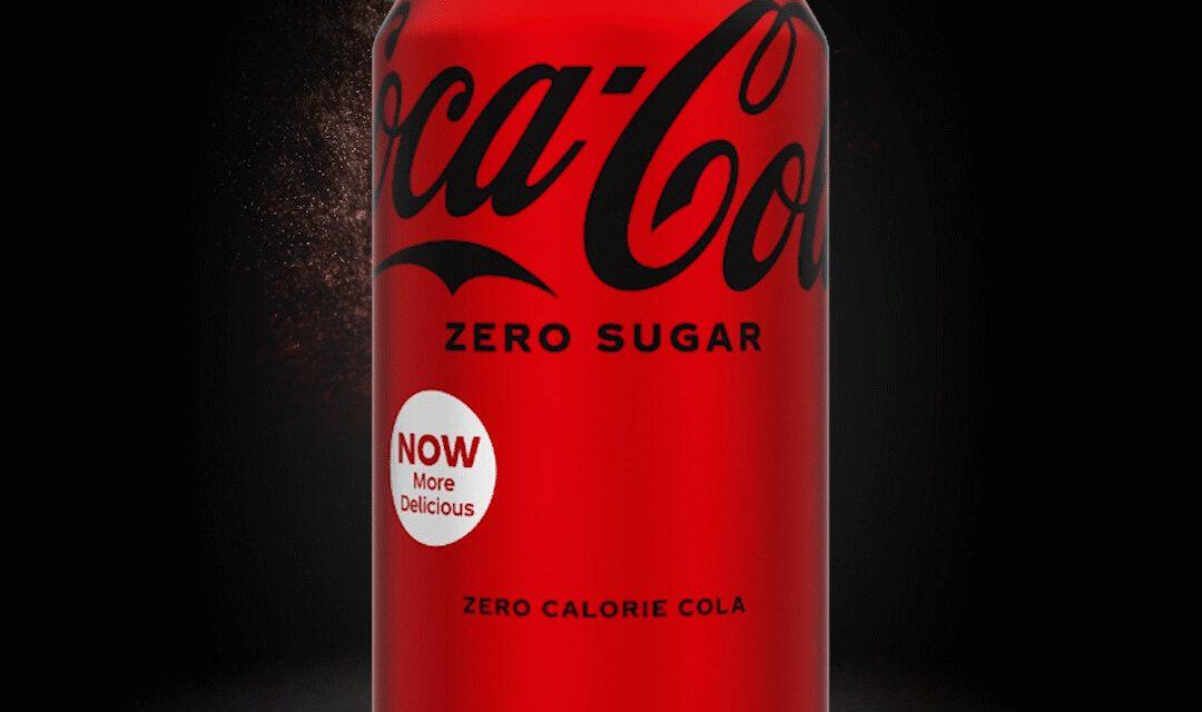"""Joe Eats a """"New Coke Zero Sugar"""""""