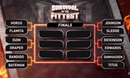 ROH Survival of the Fittest 2021 Results & Review