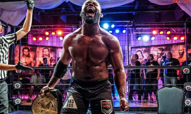 AAW United We Stand (July 9) Results & Review