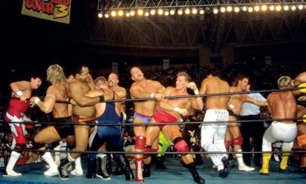 VOW Rare Entries Competition #2: WCW World War 3 (Results)
