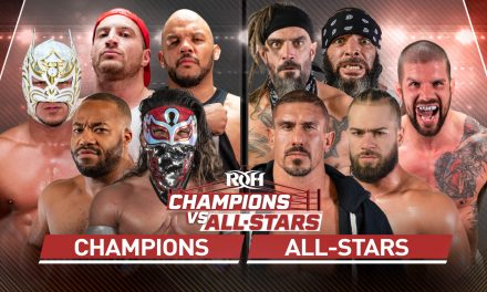 Ring of Honor Wrestling Episode #517 (August 14) Results & Review