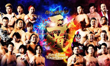 AJPW Royal Road Tournament 2021 Preview