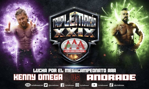 AAA TripleMania XXIX (August 14) Preview