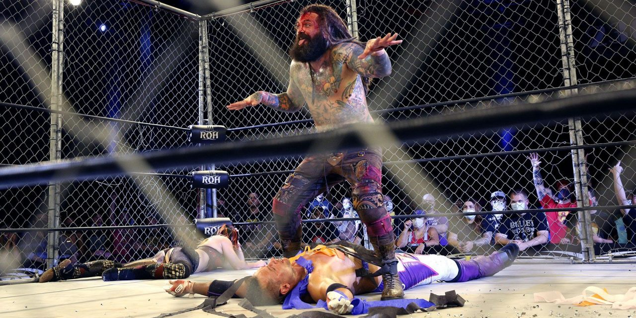ROH Glory By Honor XVIII: Night 2 (August 21) Results & Review