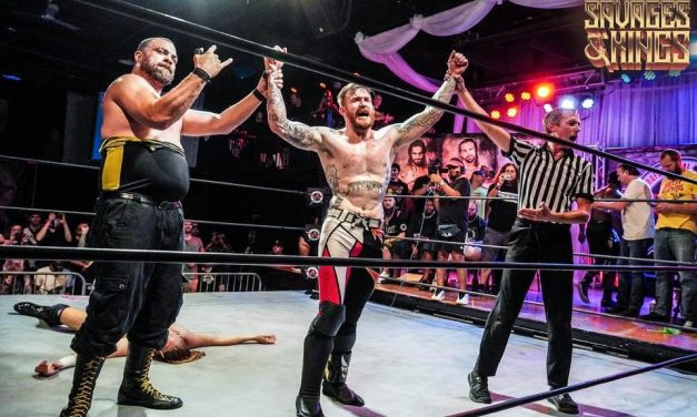 AAW Savages & Kings (August 7) Results & Review