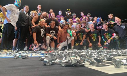 Dragongate Speed Star Final (August 1) Results & Review