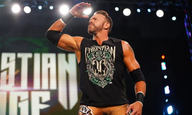 Christian Cage is Fine