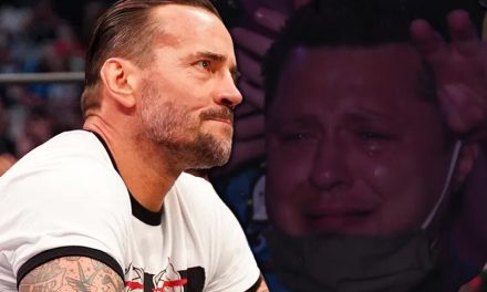 It's Pro Wrestling and I Can Cry if I Want To