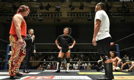 Dragongate Gate of Adventure (August 11) Results & Review