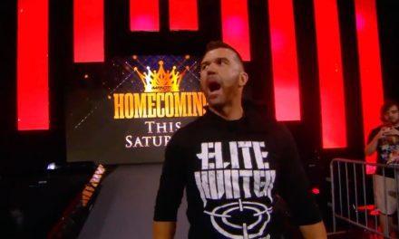 Super Kaz: Frankie Kazarian's return to Impact Wrestling
