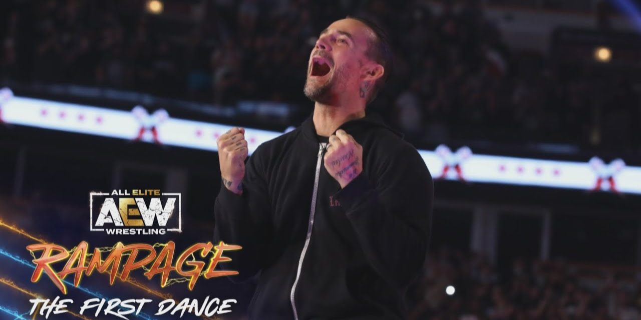 Instant Reaction: AEW Rampage The First Dance