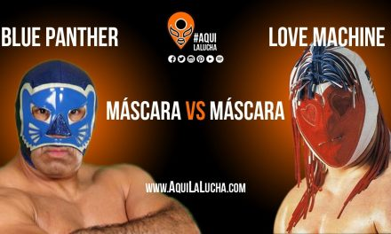 Match of the Week (August 30): Blue Panther vs. Love Machine – 4/3/92