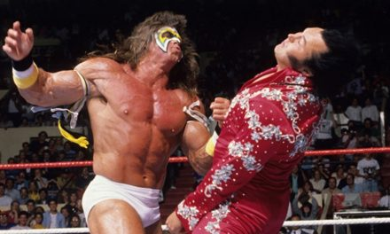 The Ultimate Squash: Ultimate Warrior, Honky Tonk Man & the Best Squash Ever