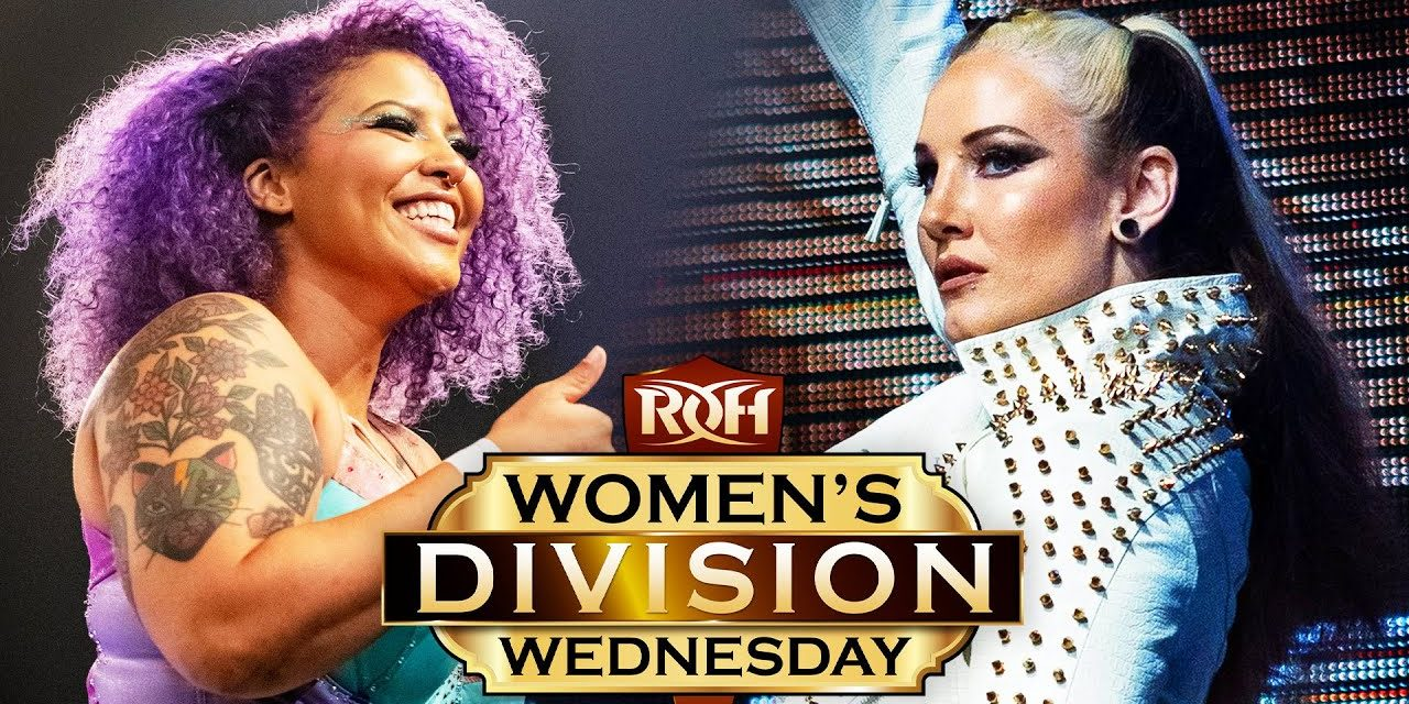 ROH Women's Division Wednesday #15 (August 4) Results & Review