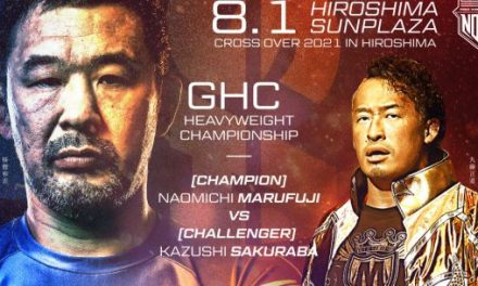 Pro Wrestling NOAH Cross Over 2021 in Hiroshima (August 1) Results & Review