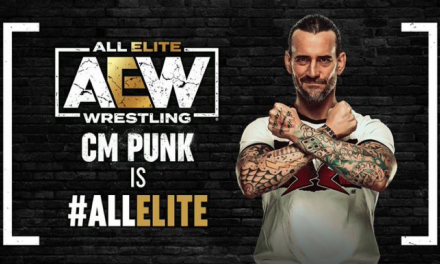 CM Punk: The Best in the World Has Come Home