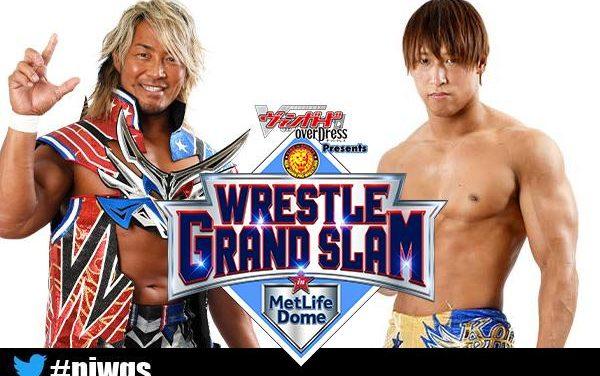 NJPW Wrestle Grand Slam In MetLife Dome (September 4) Preview, Statistics & Research