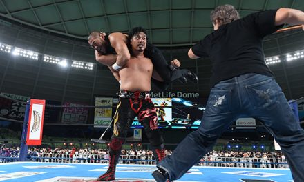 NJPW Wrestle Grand Slam at MetLife Dome Night 2 (September 5) Results & Review