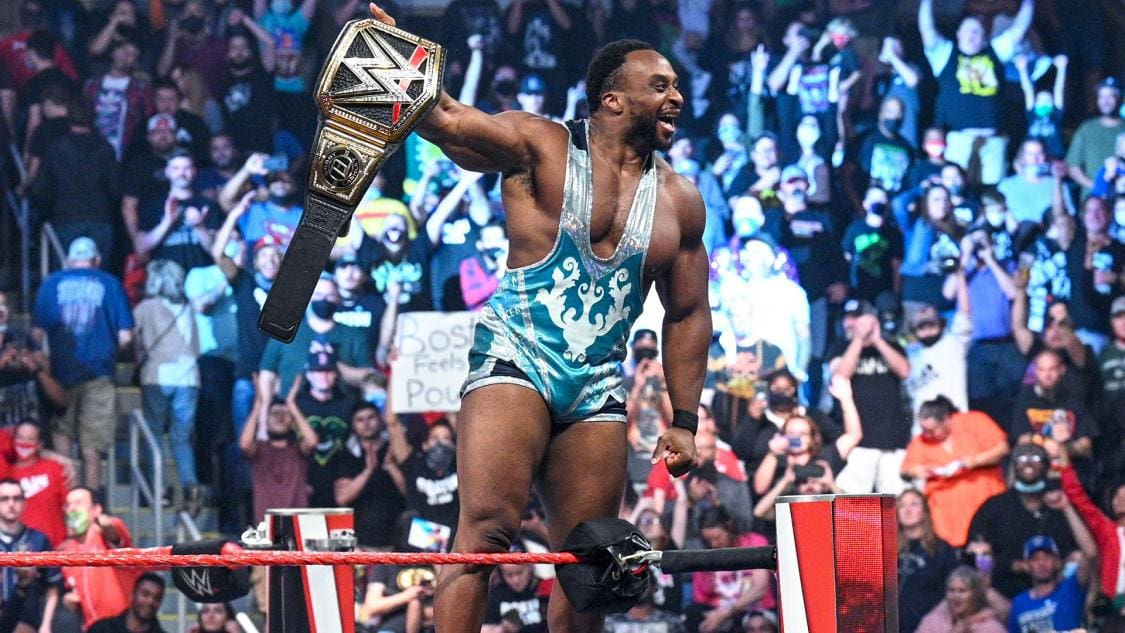 WWE Tried to Create a Moment With Big E, Did It Work?